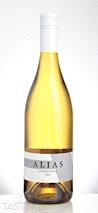 Alias 2016  Chardonnay