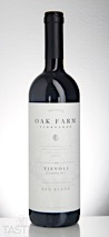 Oak Farm Vineyards 2016 Tievoli Red Blend Lodi