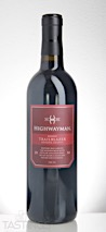 Highwayman 2014 Trailblazer Reserve Zinfandel