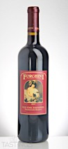 Forchini 2015 Estate Grown & Bottled Proprietor Reserve Old Vine Zinfandel