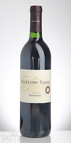 Harlow Ridge