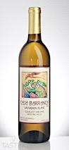 Casa Barranca 2016 Coquelicot Vineyard Sauvignon Blanc