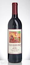 Casa Barranca 2016 Coquelicot Vineyard Malbec