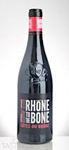 Rhône to the Bone 2015 Red , Côtes-du-Rhône Rouge