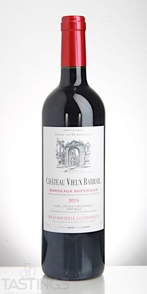 Château Vieux Barrail
