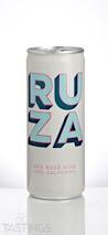 Ruza Cans 2016 Dry Rosé Lodi