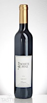 White Pine 2016 Mirage Reserve, Chambourcin, Lake Michigan Shore