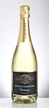 Carmenet NV Vintners Collection Reserve Sparkling Chardonnay
