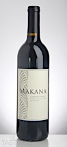 Makana Cellars 2013 Cabernet Franc, Diamond Mountain, Napa Valley