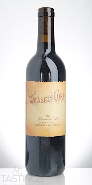 The Weasel and the Cork