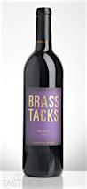 Brass Tacks 2013  Merlot