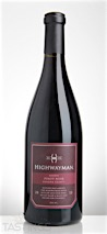 Highwayman 2013 Reserve Pinot Noir