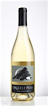 Grizzly Peak 2015 Pinot Gris, Rogue Valley