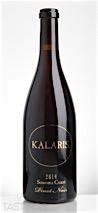 Kalaris 2014  Pinot Noir
