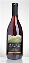 Redwood Vineyards 2013  Pinot Noir