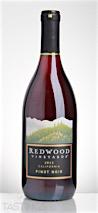 Redwood Vineyards 2013  Pinot Noir