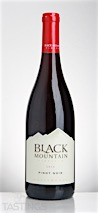 Black Mountain 2014  Pinot Noir