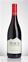 Black Mountain 2014  Pinot Noir