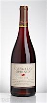 Congress Springs 2013  Pinot Noir
