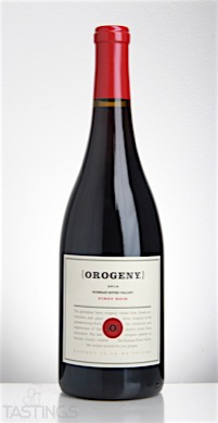 orogeny chardonnay 2013
