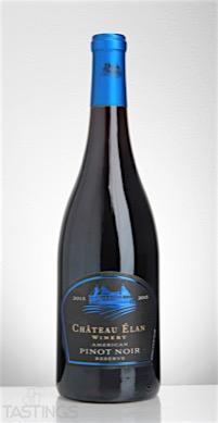 Chateau 201 Lan 2015 Reserve Pinot Noir American Usa Wine