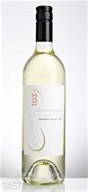 Corner 103 2015  Sauvignon Blanc