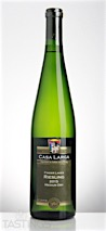 Casa Larga 2015 Medium Dry Riesling