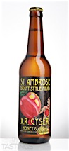 St. Ambrose XR Cyser Draft Style Mead