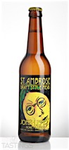 St. Ambrose John Lemon Draft Style Mead