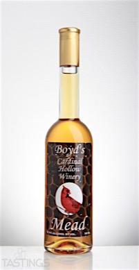 Cardinal Hollow Winery
