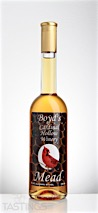 Cardinal Hollow Winery  Whiskey Mead Pennsylvania