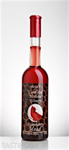 Cardinal Hollow Winery Raspberry Mead, Pennsylvania
