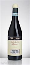 Zironda 2013 Ripasso, Valpolicella DOC