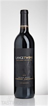 LangeTwins Winery 2013 Estate Grown Cabernet Sauvignon