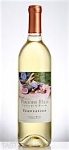 Paradise Hills Vineyard NV Temptation Apple Wine Connecticut