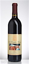 Los Ranchos Winery 2014  Merlot