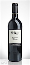 Mr. Riggs 2013  Shiraz