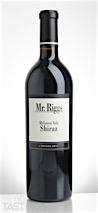 Mr. Riggs 2013  Shiraz