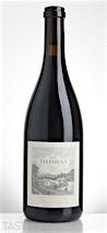 D.R. Stephens Estate 2015 Estate Silver Eagle Vineyard Pinot Noir