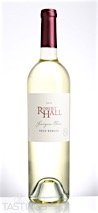 Robert Hall Winery 2016 Sauvignon Blanc, Paso Robles