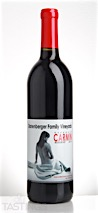 Danenberger Family Vineyards 2013 Desagacé Carmin Reserve, Cabernet Franc, American