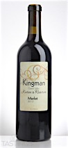 Kingman Estates 2013 Karens Reserve Merlot