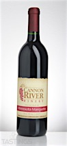 Cannon River Winery 2015 Red Wine, Marquette, Minnesota