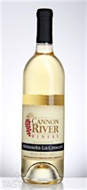 Cannon River Winery 2015 La Crescent White Wine, Minnesota