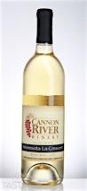Cannon River Winery 2015 La Crescent White Wine Minnesota