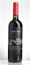 Chakana Estate 2014 Estate Selection Red Blend Mendoza
