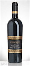 Tres Palacios 2014 Cholqui Red Blend Maipo Valley