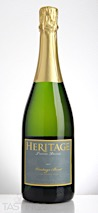 Heritage Vineyards 2013 Vintage Brut, Outer Coastal Plain