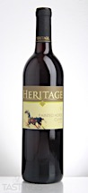 Heritage NV Painted Horse Cuvee 5th Edition Outer Coastal Plain