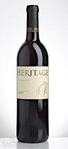 Heritage Vineyards 2013  Merlot